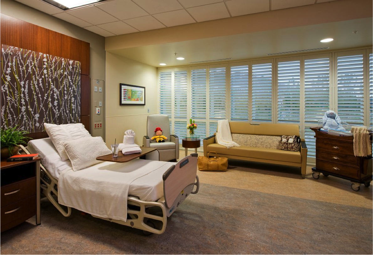 Birmingham Women S Hospital Private Room
